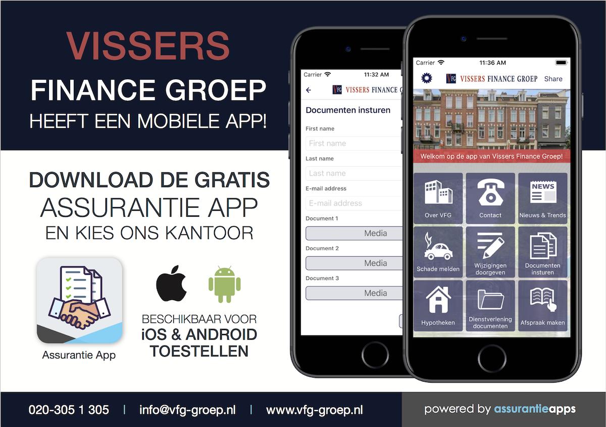 VFG app info